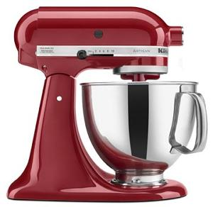 KitchenAid Artisan Stand Mixer (ARV $460)