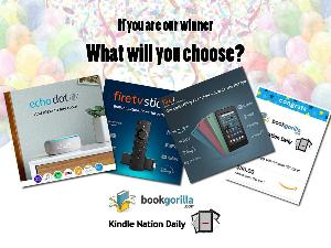 KND Digest and BookGorilla Giveaway