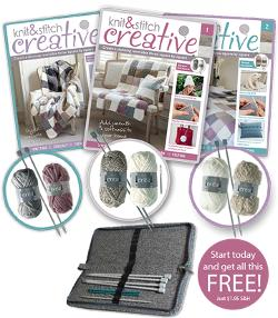 Knit & Stitch Creative Yarn Collection Giveaway