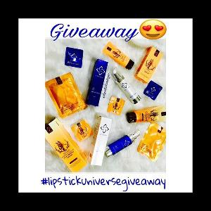 KOREAN SKINCARE PRODUCTS GIVEAWAY!