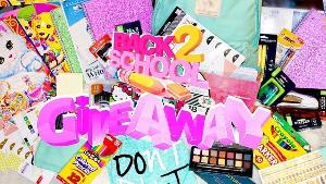 Ktura Kay's Massive Back to School Prize Pack
