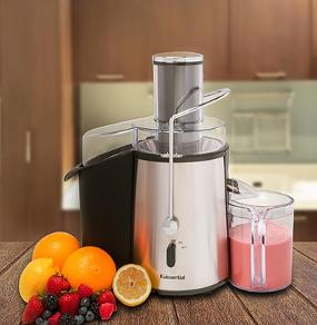 Kuissential Juice Extractor and Fruit Infuser Water Bottle Giveaway!