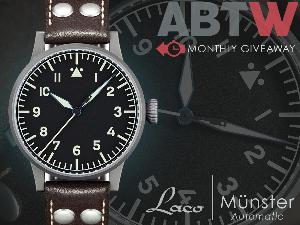 Laco Münster Automatic (€850)