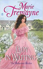 Lady in Waiting by Marie Tremayne - Book Review, Interview & Giveaway