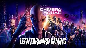 Lean Forward Gaming* are giving one lucky winner a download code for XCOM: Chimera Squad!!