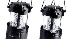 LED Collapsible Camping Lantern Giveaway
