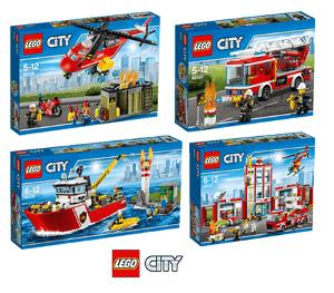 LEGO City Fire Set Giveaway!