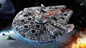 LEGO Star Wars Millennium Falcon Set ($800)