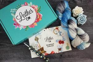 Leither and Co Yarn Subscription Box Giveaway