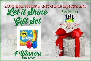 Let it Shine Gift Set Giveaway