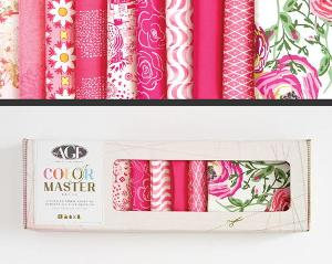 Life is Pink Fabric Collection Giveaway