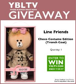 Line Friends Choco Costume Edition ($159.99)