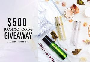 Lionesse.com $500 Promo Code Giveaway