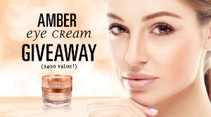 Lionesse Gem Amber Eye Cream Giveaway