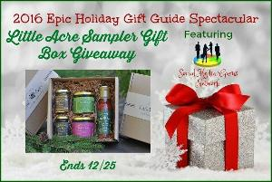 Little Acre Sampler Gift Box Giveaway