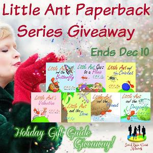 Little Ant Paperback Series Giveaway