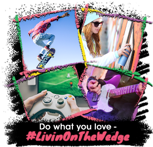 Livin' On The Wedge Sweepstakes