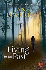 Living in the Past by Jane Lovering - Book Review, Interview & Giveaway