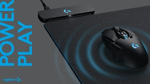 Logitech G903 Wireless Mouse and PowerPlay Wireless Charging System