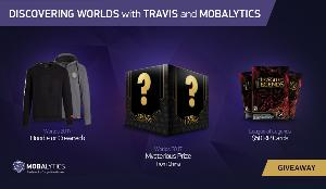 Lolesports Worlds 2017 Giveaway with Travis Gafford