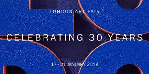 London Art Fair 17-21 Jan 2018 Celebrating 30 Years