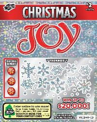lottery ticket scratchcard