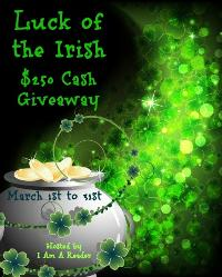 Luck Of The Irish $250 Cash Giveaway!