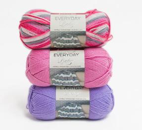Luscious Everyday Baby Yarn Giveaway