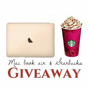 MacBook Air and $100 to Starbucks
