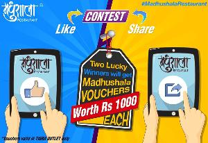 Madhushala's most awaited #contest is here!!