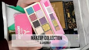 makeup Collection Giveaway!