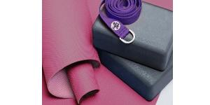 Manduka Beginner's Yoga Kit ($68) -- 10 winners