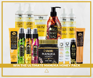 MANUKA HONEY PACK WORTH OVER $300