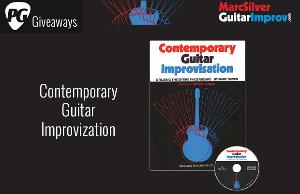 Marc Silver's Contemporary Guitar Improvisation