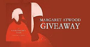 Margaret Atwood's Book Giveaway