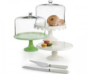 Martha Stewart Domed Cake Stand