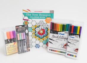 Marvy Uchida Coloring Supply Obsession Giveaway