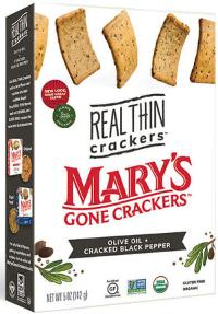 Mary's Organic Crackers Prize Pk