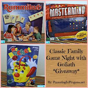 Masterminds and Rummikub Boardgame
