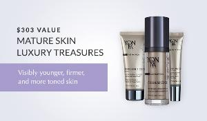 Mature Skin Luxury Treasures ($303)