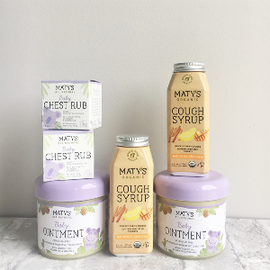 Maty's Healthy Products Giveaway