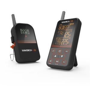 Maverick Extended Range Wireless BBQ & Meat Thermometer Giveaway""