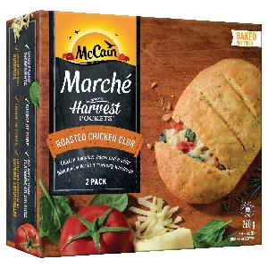 McCain Marche Harvest Pocket prize pack Giveaway- Quebec Residents Only""