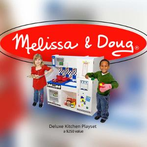 Melissa & Doug® Deluxe Kitchen Playset""