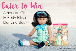 Melody Ellison American Girl Doll
