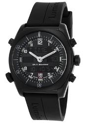 Men's SR-71 Blackbird Luminox watch