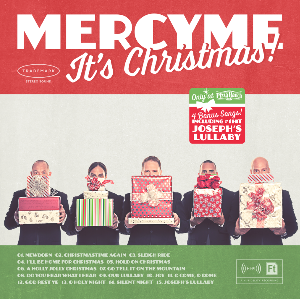Mercy Me It's Christmas CD cover