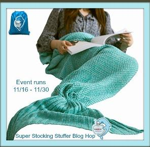 Mermaid Tail Blanket Giveaway