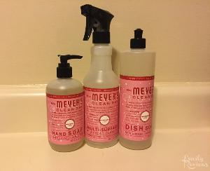 Meyers cleaning product prize package