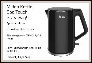 Midea CoolTouch Kettle